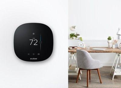 Get the temperature just right with the $139 ecobee3 lite smart thermostat