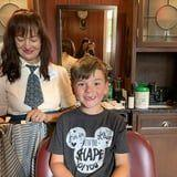 Your Kids Can Get Their Hair Cut at Disney World, and It's Just as Magical as You'd Expect