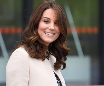 This is what Kate Middleton has packed in her hospital bag