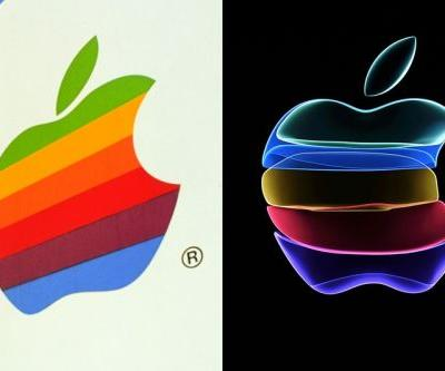 Apple Revived Its 1977 Rainbow Logo But You Probably Missed It