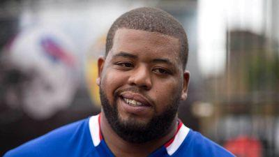 Bills tackle Cordy Glenn listed as week-to-week with sore foot