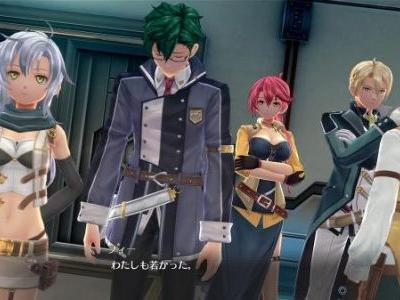 The Legend of Heroes: Trails of Cold Steel IV Japanese Release Date Revealed