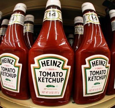 Kraft-Heinz is sliding after Canada hits back at the US in their ongoing trade fight