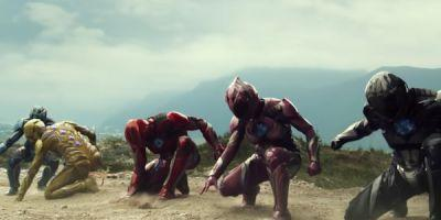 New Power Rangers Trailer Features Zords, Alpha, And Marvel References