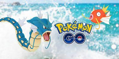 Pokemon Go Water Festival Event Has Started