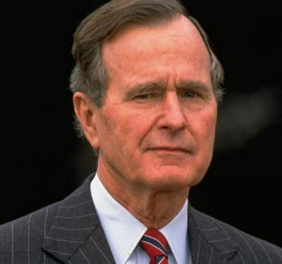 George H. W. Bush, The 41st President, Has Died
