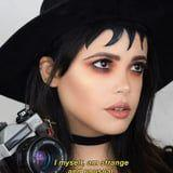 Beetlejuice's Lydia Deetz Is the Perfect Halloween Costume For the Unusual