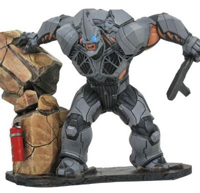 Check Out This Massive Spider-Man Game Collectible Of Rhino