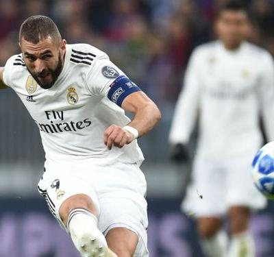 Lopetegui: Benzema goal drought 'not just down to Karim'