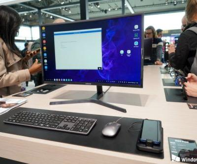 Samsung DeX can still learn from the HP Elite x3 to get it right