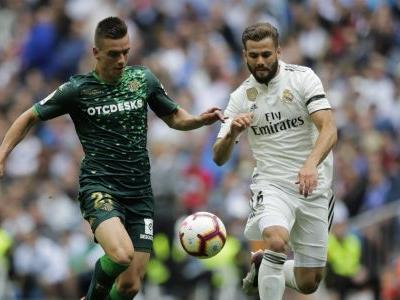 Madrid loses last match of season to forget