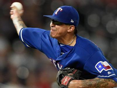 MLB trade news: Cubs acquire RHP Jesse Chavez from Rangers