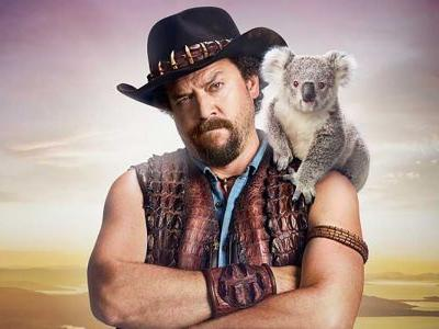 Danny McBride Made A Crocodile Dundee Sequel And Here Is Its Awful Trailer