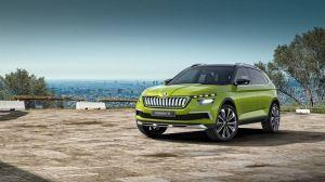 Made-for-India Skoda SUV To Debut At 2020 Auto Expo WIll Rival Hyundai Creta
