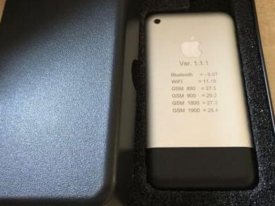 Get a piece of Apple history as an alleged first-gen iPhone prototype hits eBay auction