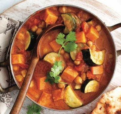 5 Quick Weeknight Dinners, Including A Cozy Vegetable Curry