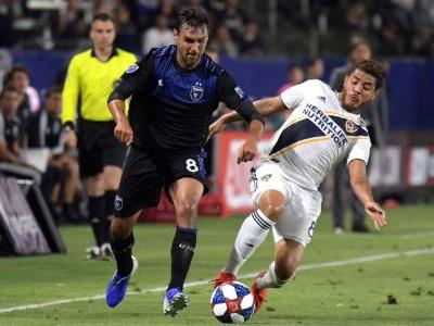 San Jose rallies to stun Galaxy in Cali Clasico
