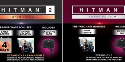 Post-launch Expansions Are Coming To Hitman 2, Gold/Silver Editions Detailed
