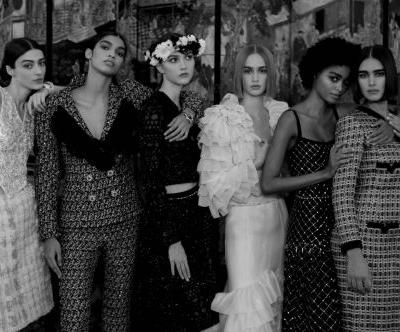Virginie Viard Works Out the Kinks in Her Vision for Chanel at Spring 2021 Haute Couture