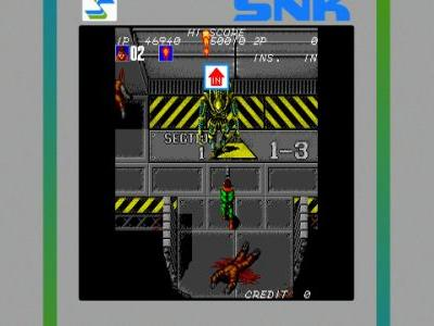 SNK 40th Anniversary Collection Delivers 11 Free Bonus Titles