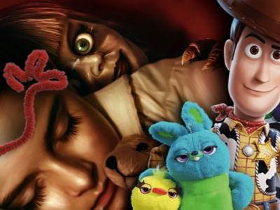 Can Annabelle Scare Toy Story 4 Away from the Top of the Box Office?