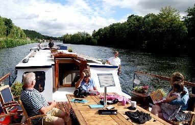 Hotel Barge Family Charters Grow for European Waterways