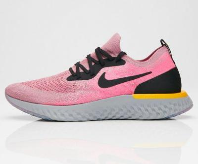 """Nike's Epic React Receives a Washed """"Plum Dust"""" Colorway"""