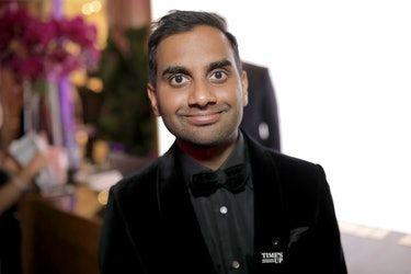 Is Aziz Ansari At The 2018 SAG Awards? He Didn't Show Up To The Red Carpet