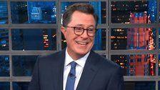 Stephen Colbert's Trump-Abe Lincoln Joke Flops Hilariously: 'Really? Too Soon?'