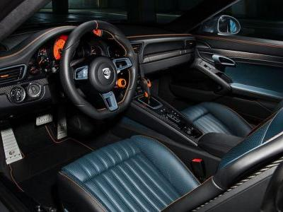 TechArt Definitely Knows How To Make A Porsche's Interior Feel Special