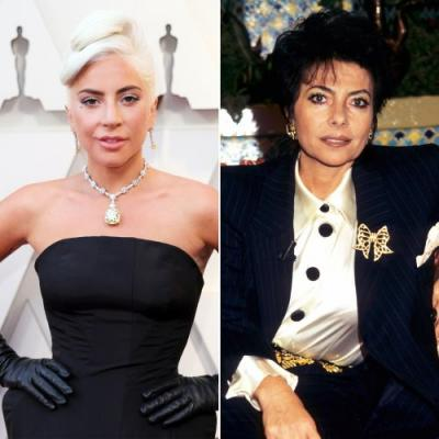 Lady Gaga's Back on the Big Screen and Set to Play the Convicted Ex-Wife of Murdered Gucci Grandson