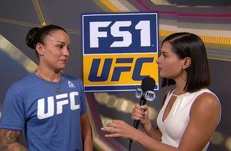 Raquel Pennington talks with Megan Olivi | INTERVIEW | WEIGH-INS | UFC 224