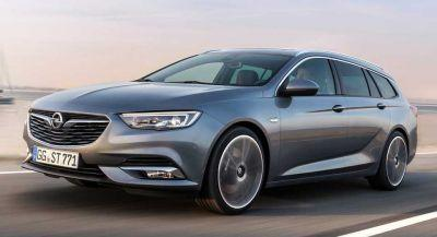 Opel Insignia Sports Tourer Officially Stretches Its Roof From Geneva To Markets Worldwide