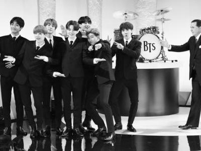 BTS Transforms Into The Beatles Before Your Eyes, Ed Sullivan Theater And All