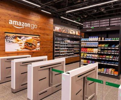 Amazon's latest cashier-less Go store opens in San Francisco today