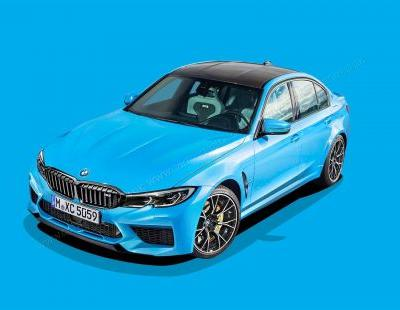 BMW M Shares Some Info On New M3 Engine