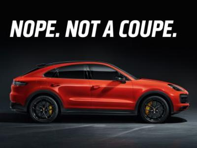 The 2020 Porsche Cayenne Coupe Is Not a Coupe, But Still Closer Than Some