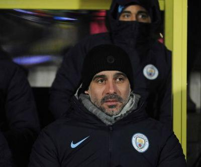 Man City completes 10-0 aggregate win in League Cup semis