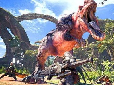 MONSTER HUNTER WORLD Just Passed 8 Million Copies Sold