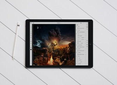 Adobe is bringing Photoshop to the iPad and, eventually, other tablets