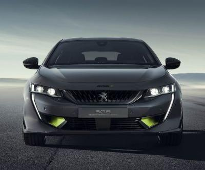 Peugeot 508 Sport Engineered Concept Revealed Ahead Of Geneva
