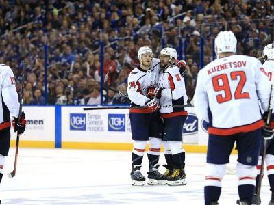NHL playoffs 2018: Alex Ovechkin tried to single-handedly tie Game 5 in final minutes