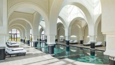 Global Wellness day at Four Seasons Hotel Tunis
