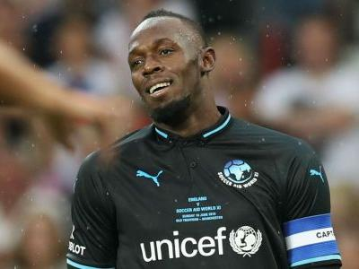 Usain Bolt to train indefinitely with Australian pro soccer team
