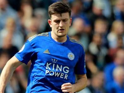 Man Utd sign Maguire in record fee for defender