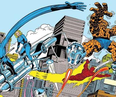 Comic-Con: Fantastic Four Confirmed For the MCU!