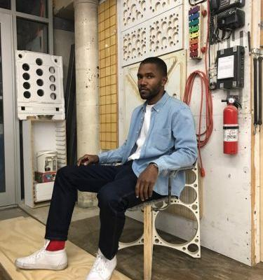Frank Ocean is giving away free merch to people who voted