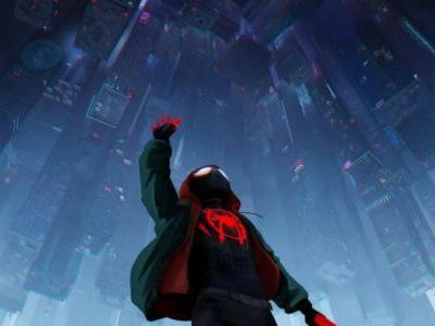 Miles Morales Takes a Leap of Faith in Into The Spider-Verse Clip