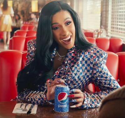 Steve Carell, Cardi B, and Lil Jon Star in Pepsi's Super Bowl Commercial