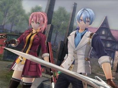 The Japanese Release Date of Trails of Cold Steel IV Has Been Confirmed